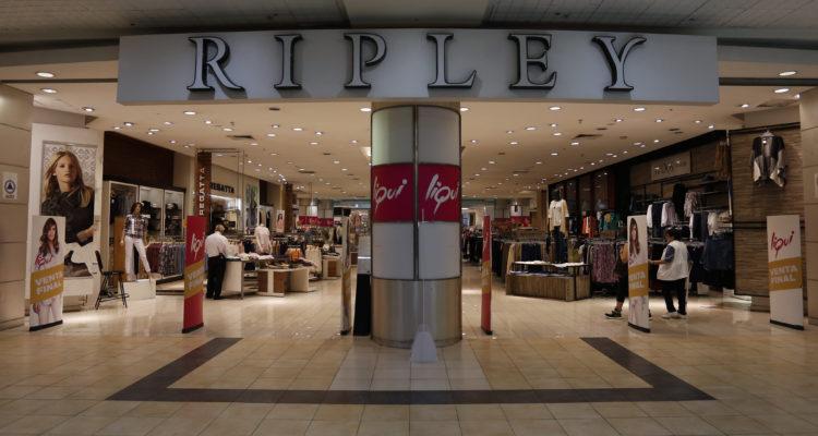 Ripley busca comprar terrenos en Perú y planea construir tres nuevos malls