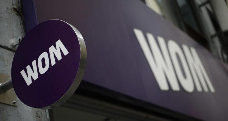 WOM obtiene paquete de financiamiento de US$650 millones