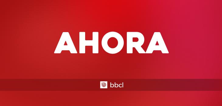 Incendio afecta a bodega de supermercado Santa Isabel en Viña del Mar