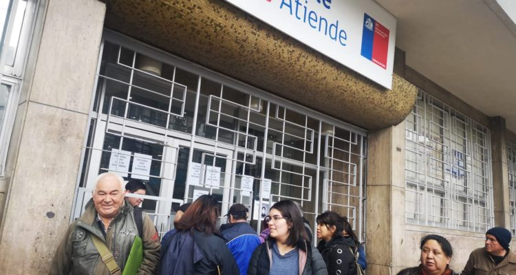 Servicios públicos siguen atendiendo con turnos éticos en Puerto Montt debido a movilizaciones