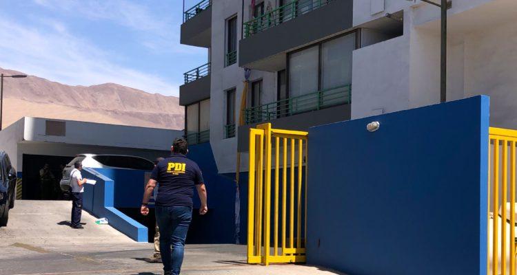 Iquique: joven de 19 años cae desde siete pisos de altura en departamento de Cavancha