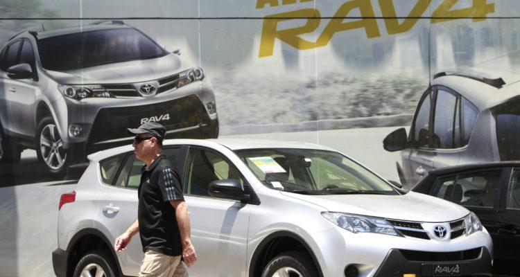 Estos son los autos más vendidos en Chile en lo que va del año