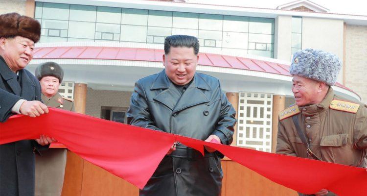 Corea del Norte realiza prueba
