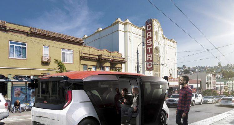 Empresa estadounidense presenta autobús autónomo sin pedales ni volante