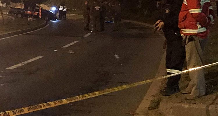 Accidente entre camión y vehículo en ruta que une Los Ángeles con Laja deja dos personas muertas