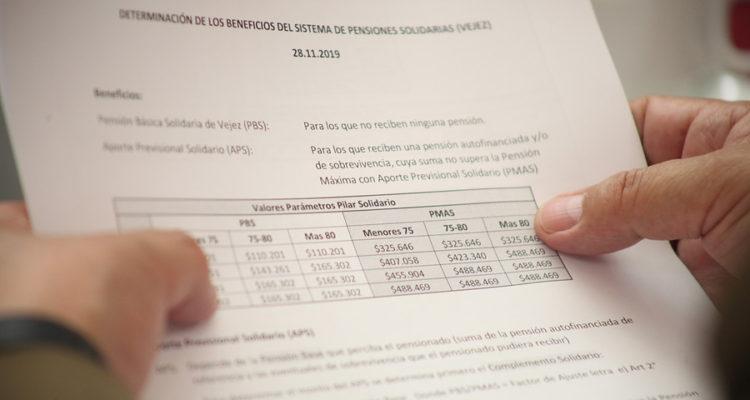 Oposición presentará nueva propuesta al Gobierno para modernizar sistema de pensiones