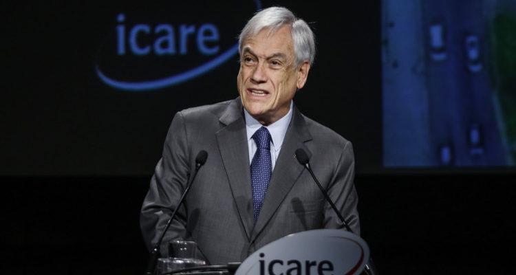 Piñera abre Enade con recuento del estallido social y aventurándose a definir proceso constituyente