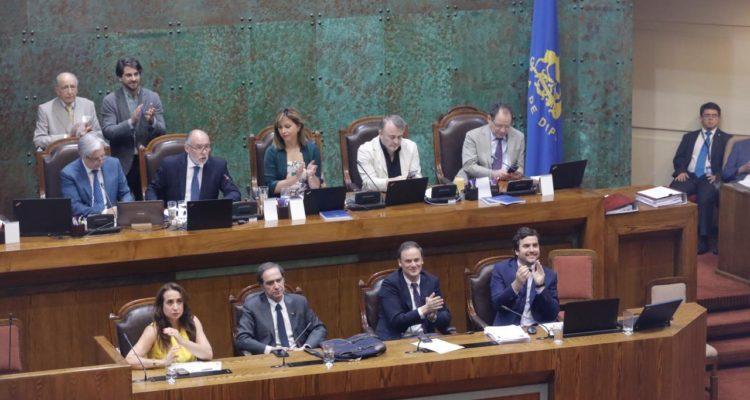 Gobierno valora despacho de proyecto de apoyo a MiPymes: Dará liquidez y opciones de financiamiento