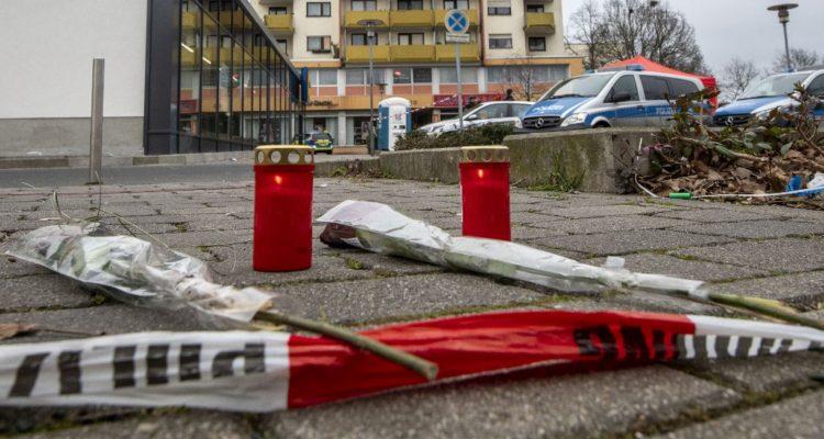 Fiscalía antiterrorista investiga tiroteo que dejó 9 muertos en Alemania y apunta a