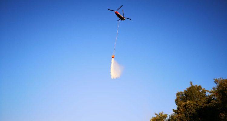 Decretan Alerta Temprana Preventiva por incendio forestal en La Araucanía