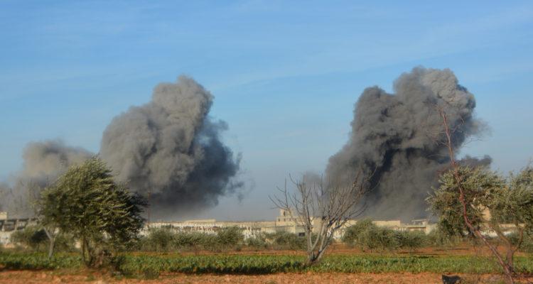 La UE pide cesar inmediatamente la ofensiva del régimen sirio contra Idlib