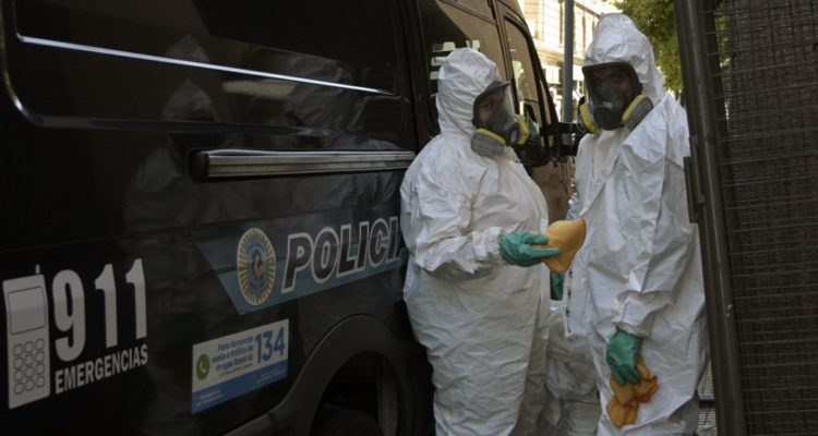 Argentina extiende la cuarentena hasta el 12 de abril para frenar propagación del coronavirus
