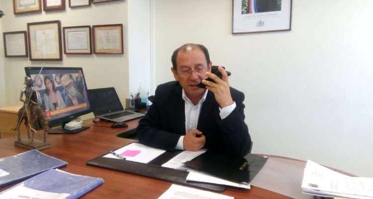 Seremi de Educación se suma a las autoridades confirmadas con Covid-19 en La Araucanía