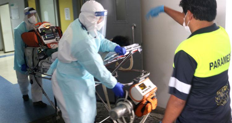 Valparaíso: critican traslado de paciente Covid desde RM sin antes fortalecer red de ventiladores