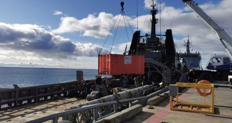 Confirman plan de fiscalización luego de que buque hongkonés quedara varado en Valdivia