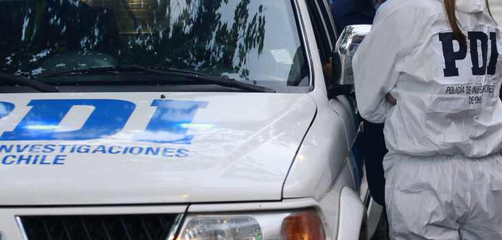Investigan muerte de mujer en cerro Las Cañas de Valparaíso: sospechoso es la pareja de la víctima