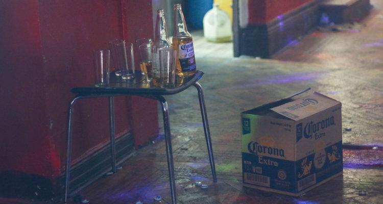 Nueva fiesta clandestina en plena pandemia deja 19 detenidos en Santiago Centro: hay reincidentes