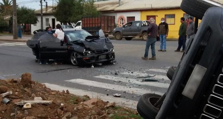 Intendencia de Ñuble se querellará contra joven Covid positiva que protagonizó accidente en Quirihue