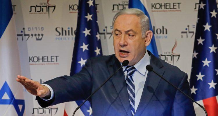 Netanyahu calificó de