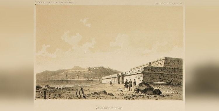 Terremoto de 1751: la catástrofe que obligó trasladar a Concepción desde Penco a su actual ubicación