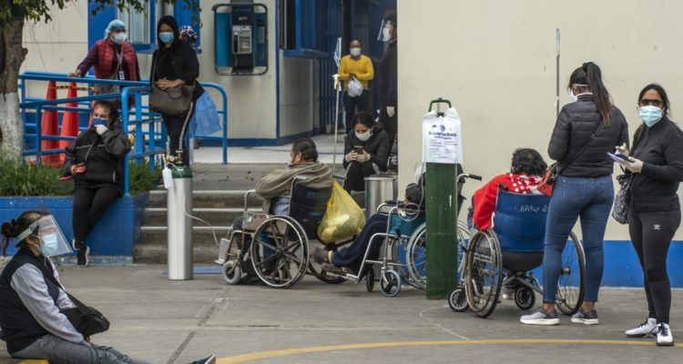 Perú alcanza récord de 8.805 contagiados diarios de Covid-19 y llega a los 164.476 infectados