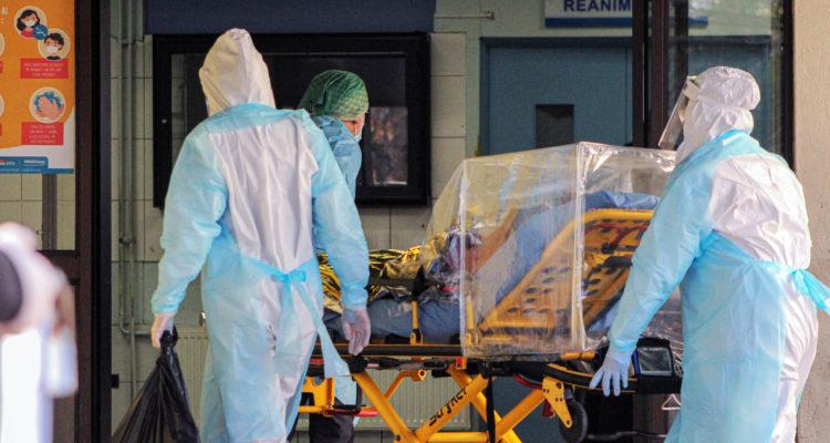 Estados Unidos volvió a reportar menos de 400 muertes por coronavirus por segundo día consecutivo