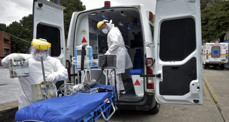 Latinoamérica y el Caribe superan a Europa en número de casos de Covid-19