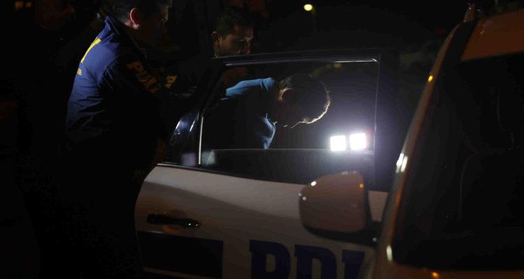 Detienen a hombre acusado de violar a menor de 13 años en Quillota