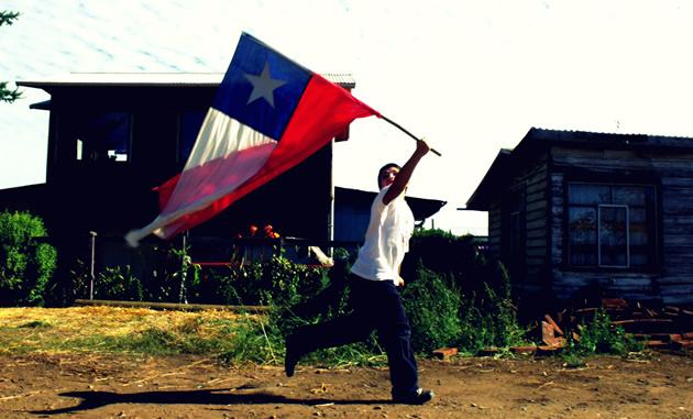 Desde Cañete, ¡Fuerza Chile! | Francisco Salazar