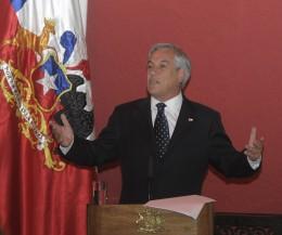 Imagen Archivo / fotopresidencia.cl