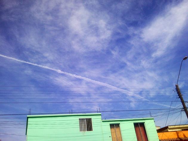 Nubes sobre el cielo de Antofagasta | Luis Cordova