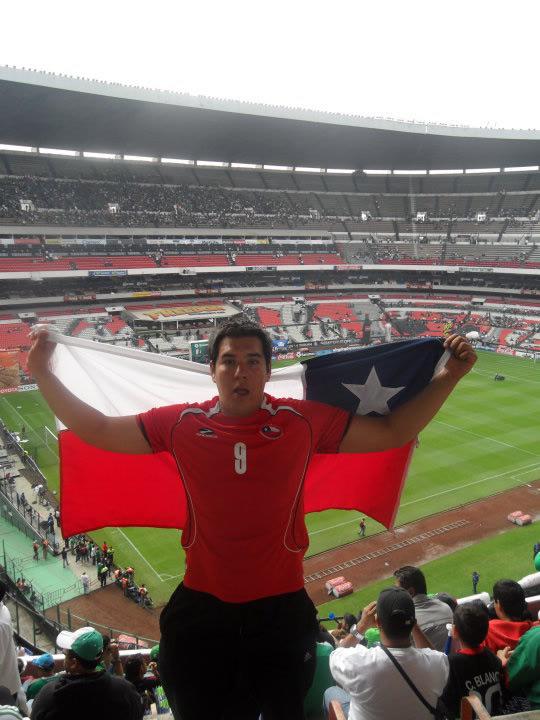 Estadio Azteca | Pablo Huez Cárdenas