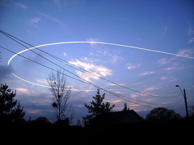 Nubes sobre el cielo de Melipilla | Piero Céspedes