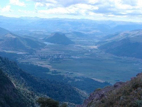 Valle de Lonquimay en verano | Edgardo Saavedra
