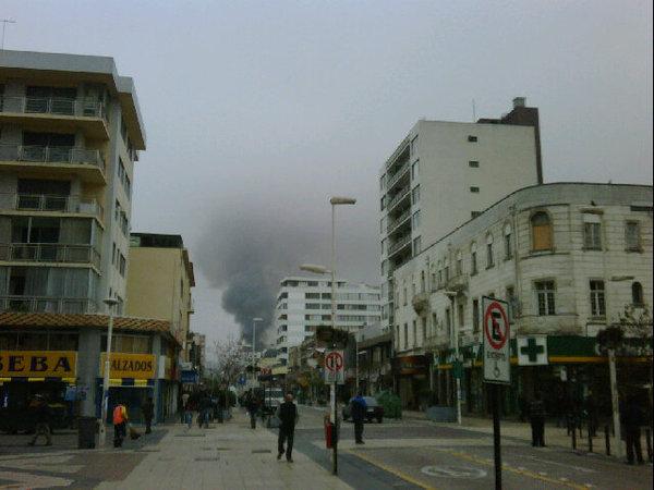 Incendio en Viña del Mar   Renzo Vaccareza