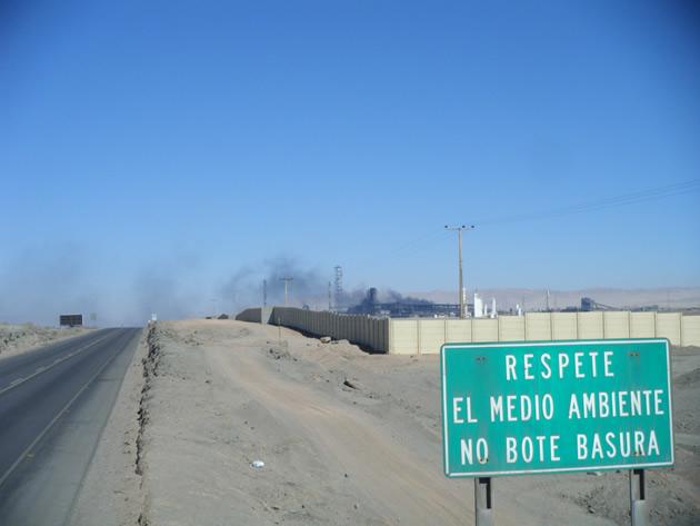 Sector La Negra en Antofagasta | Marco Olate Ortiz