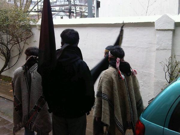 Mapuche en Radio Bío-Bío | Miguel Cajas