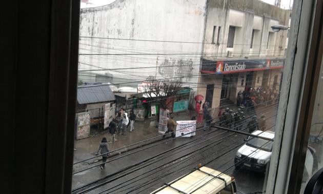 Protesta comunidades en Osorno | Hardy González