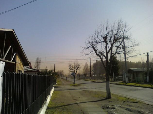 Nube de polvo | Gonzalo Bustos