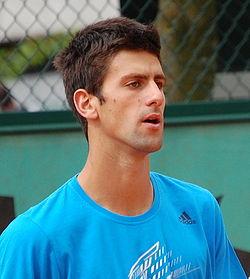 Novak Djokovic | Wikipedia