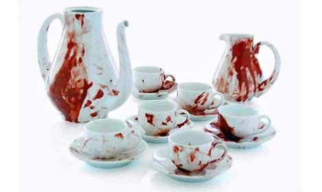 Juego de té de Antonio Murado