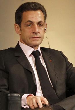 Nicolas Sarkozy | Wikimedia Commons