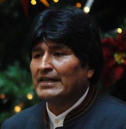 Evo Morales | Wikipedia