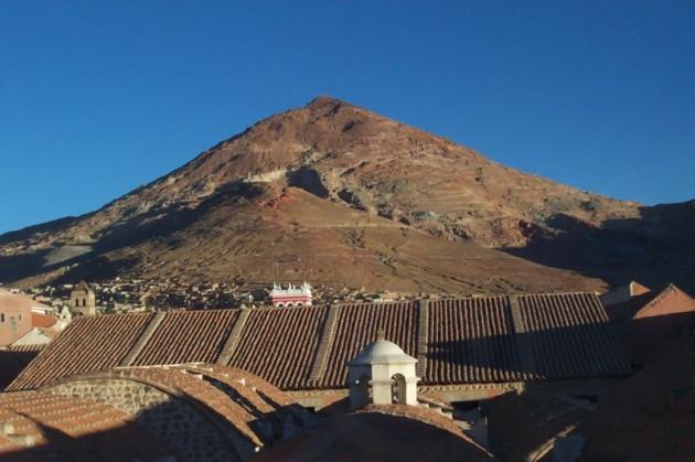 Cerro Rico de Potosí | Wikipedia
