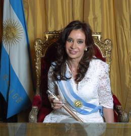 Cristina Fernández de Kirchner | Wikipedia