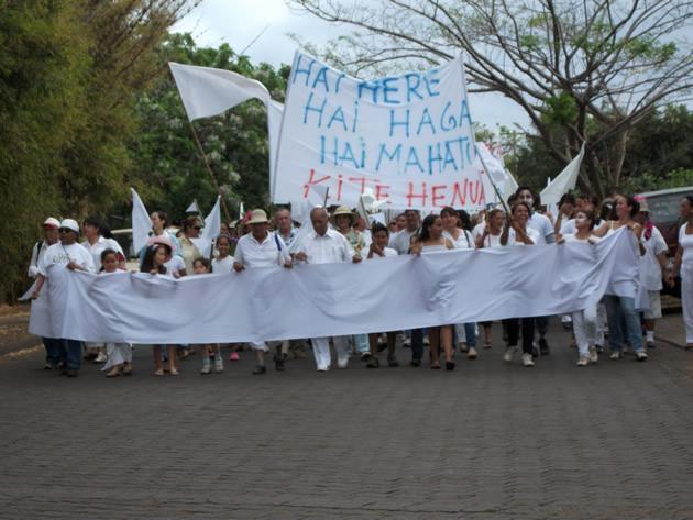 Marcha por la paz | Patricia Roblin