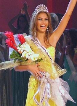 Dayana Mendoza | Miss Mundo 2008 | Wikipedia