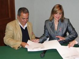 Alex Acosta Maluenda y Ana Maria Pacheco