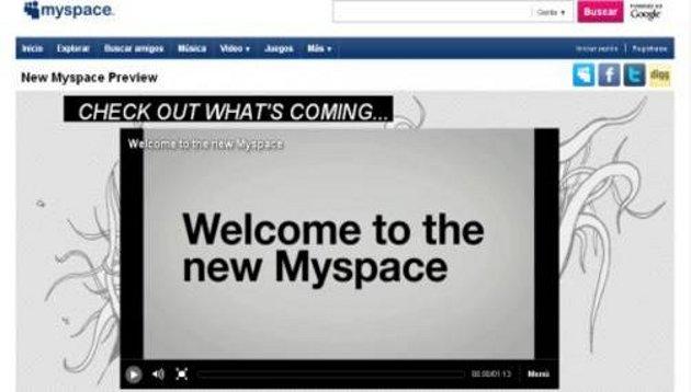 El nuevo Myspace