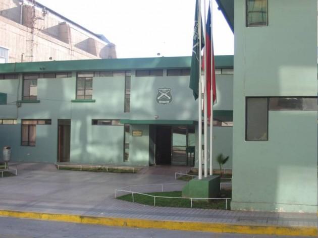 Comisaria de Carabineros Copiapó | memoriaviva.com